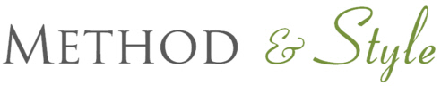 Method and Style Retina Logo